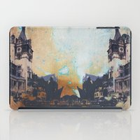 castlevania iPad Cases featuring Castlevania by Esco