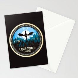 Legendary Journey Stationery Cards