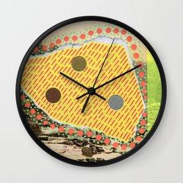 Saluti Dal Futuro 117 Wall Clock