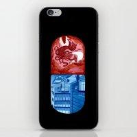 matrix iPhone & iPod Skins featuring Matrix by otaviocvo