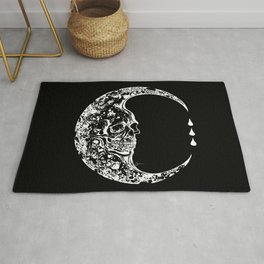 Three Tears from Death in the Moon Rug