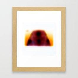 Unknown James Negative / Framed Art Print