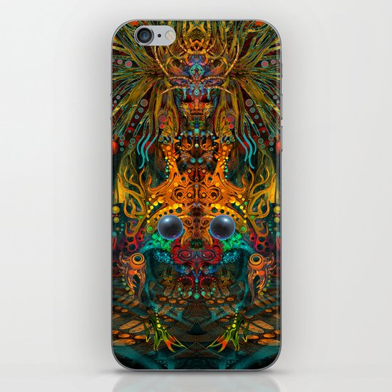 Lemuria iPhone & iPod Skin