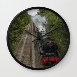 Royal Scot at Willand  Wall Clock