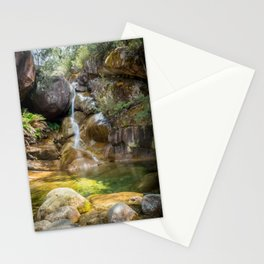 Lady Bath Falls - Mt Buffalo Stationery Cards