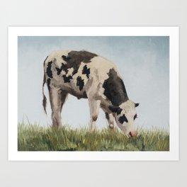 grazing Art Print