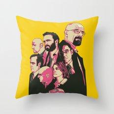 Br Ba ALT Throw Pillow
