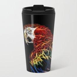 Parrot abstracto Travel Mug