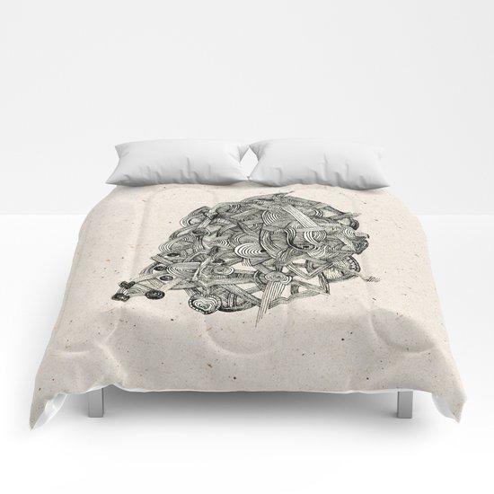 - dark world - Comforters