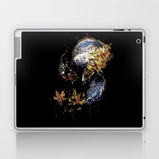Venetian Mask Blue Devil Laptop & iPad Skin