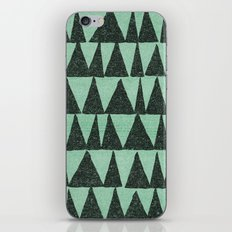 Analogous Shapes. iPhone Skin