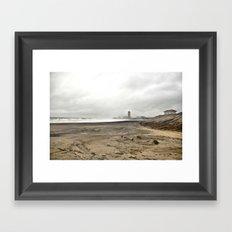 Asbury via Allenhurst Framed Art Print