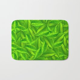 In Love With Green Bath Mat