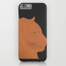 All lines lead to the...Inverted Tiger Slim Case iPhone 6s