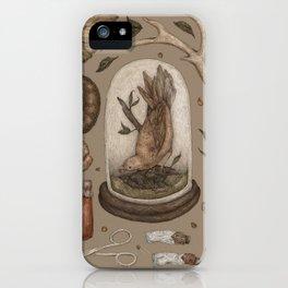 Preserved Memories iPhone Case