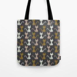 Cat pattern 2 Tote Bag
