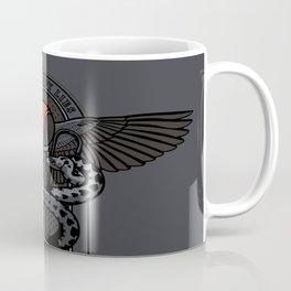 Snakes on a Cane Coffee Mug
