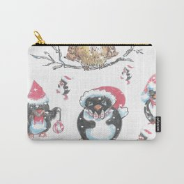 """""""Penguin Party"""" Carry-All Pouch"""