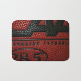 Basketball Bath Mat