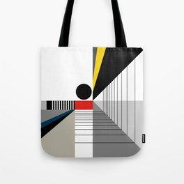BLACK POINT Tote Bag