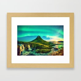 Magical Iceland Framed Art Print