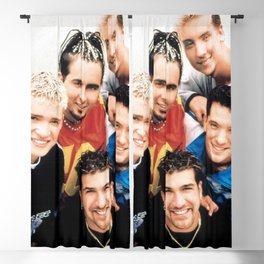 NSYNC N SYNC 1998 poster Blackout Curtain