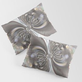 Magnetism - Abstract Art by Fluid Nature Pillow Sham