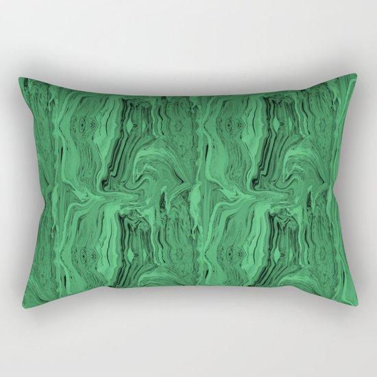 Emerald marble swirl by arrpdesign