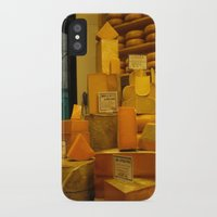 cheese iPhone & iPod Cases featuring Cheese! by AuFish92024