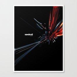 Sundevil Canvas Print