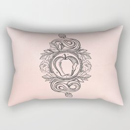 Garden of Eden Rectangular Pillow