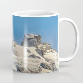 Snowy Andes Mountains, Patagonia - Argentina Coffee Mug