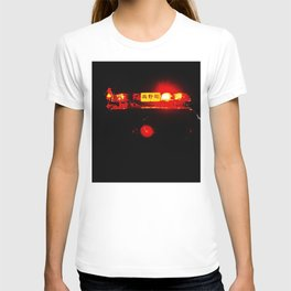 Night lights in Tokyo T-shirt