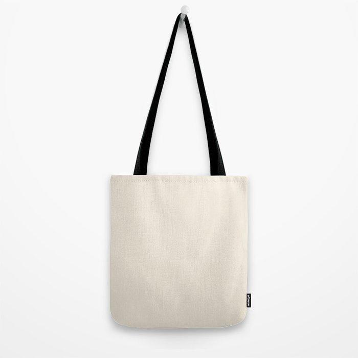 Rose Petal Cream Tote Bag