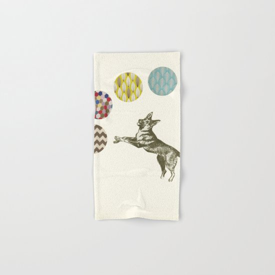 Ball Games Hand & Bath Towel