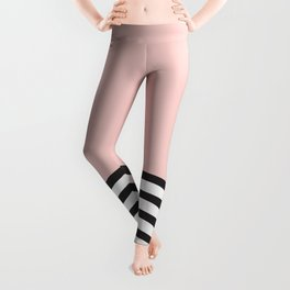 Waves of Pink Leggings