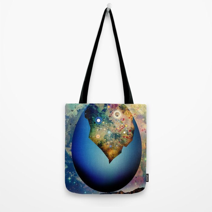 The Last Question Tote Bag