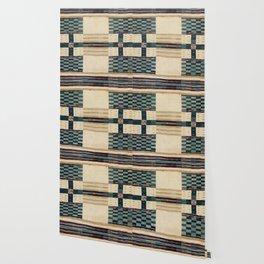 V43 Old Epic Moroccan Carpet Design Wallpaper