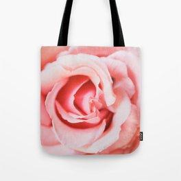 Blooming Rose Tote Bag