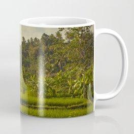 Balapusuh Village Rice Paddies Coffee Mug