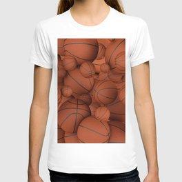 Basketball Balls T-shirt