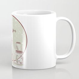 Moon child (green) Coffee Mug