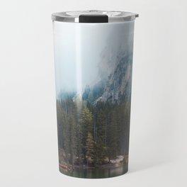 Lake Braies Travel Mug