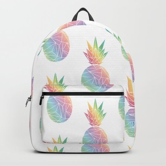 Billy Rays Pineapple Backpack