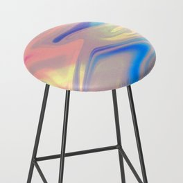 Holographic Dreams Bar Stool