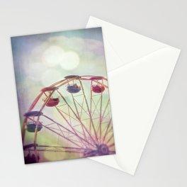 Carnival Days - Whimsical Fairground Modern Home Decor Stationery Cards