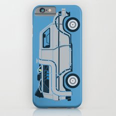 Back to The Future DeloreVan iPhone 6s Slim Case