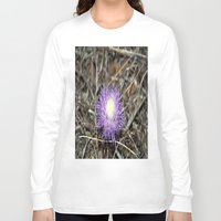plant Long Sleeve T-shirts featuring plant by  Agostino Lo Coco