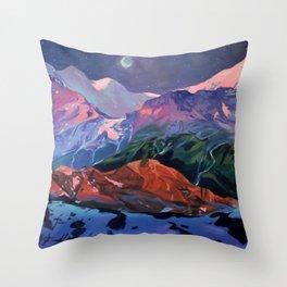 Altitude Throw Pillow