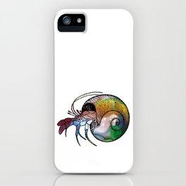 Hermit Crab iPhone Case